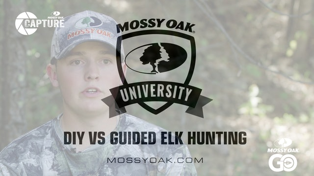 DIY vs Guided Elk Hunting • Mossy Oak Univeristy