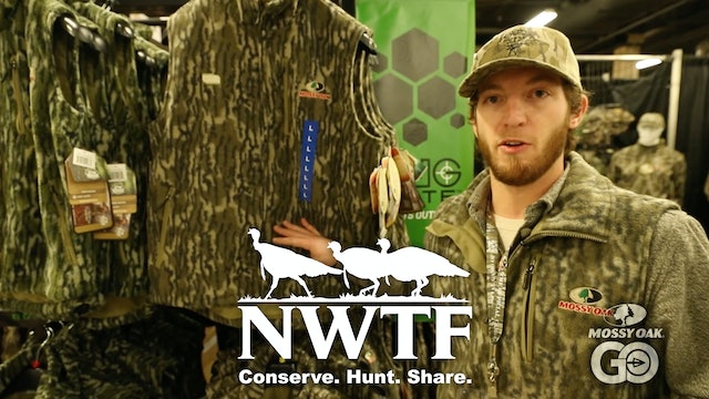 Paramount EHG Apparel • Original Bottomland • NWTF 2020