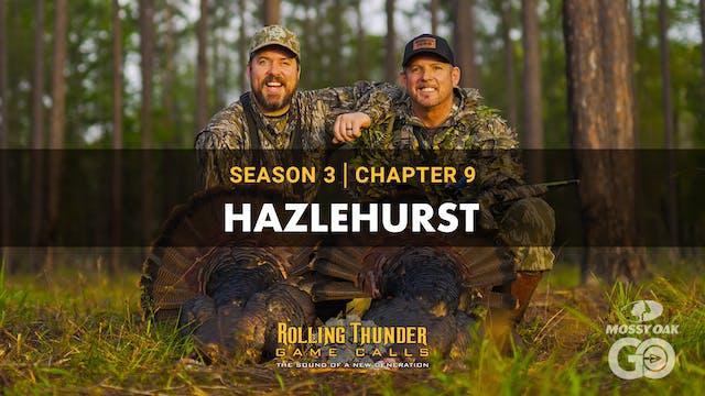 Hazelhurst • Rolling Thunder Ch.9