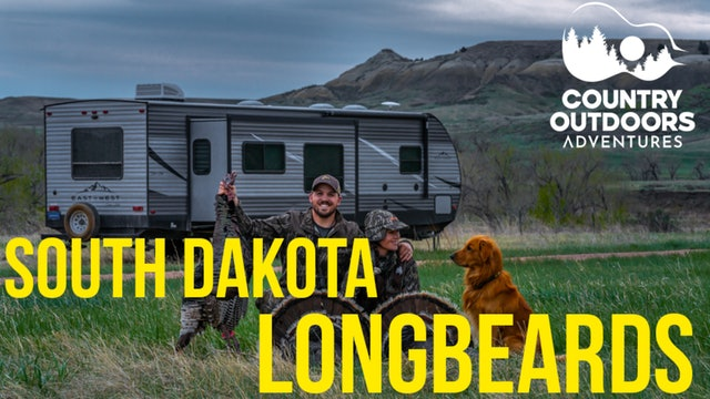 South Dakota Longbeards! • Country Outdoors Adventures