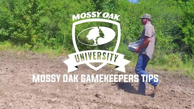 Mossy Oak Gamekeepers Tips