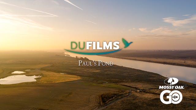 Paul's Pond • DU Films
