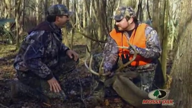Cold Weather Mississippi Bucks • Whitetail Hunting Winter in the Deep South