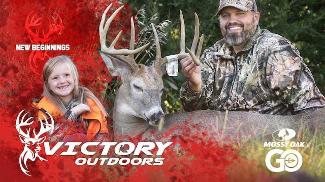 New Beginnings • Victory Outdoors