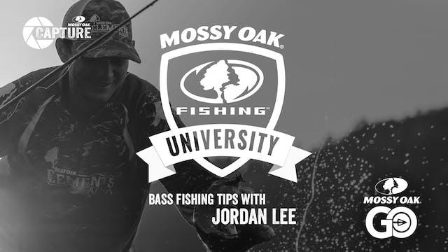 Jordan Lee Fishing Tips