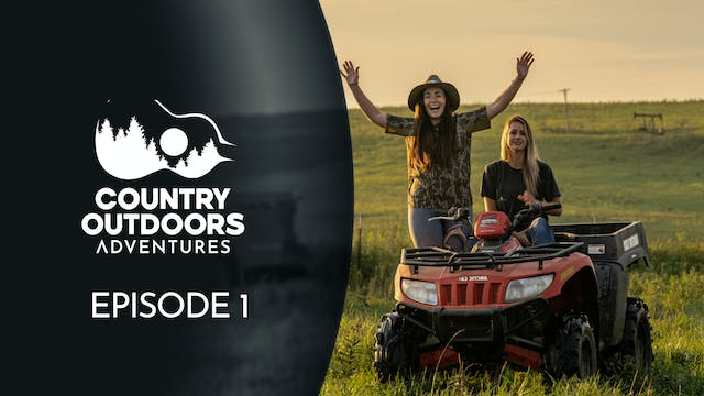 Let The Adventures Begin • Country Ou...