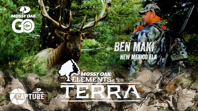 Ben Maki • New Mexico Elk • Terra