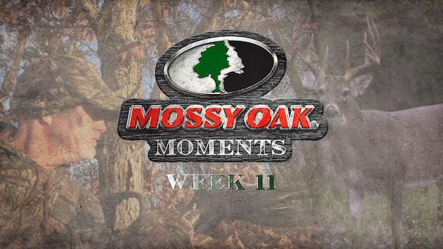 Live: 11.16.2020 Mossy Oak Moments Re...