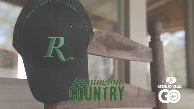 Matt Robinson and John Fink Waterfowl • Remington Country