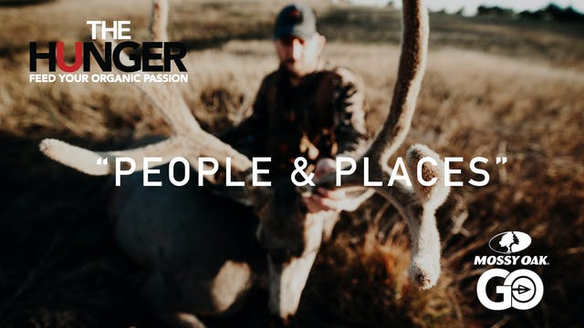 People and Places  • The Hunger