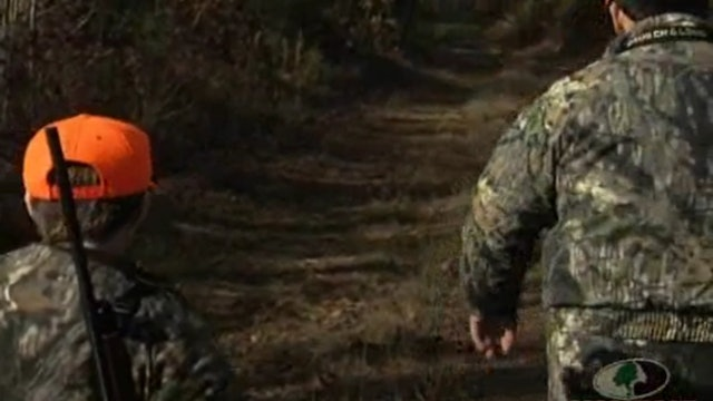 Bent Creek Traditions |*| Rifle Hunt for Whitetail Deer in Alabama