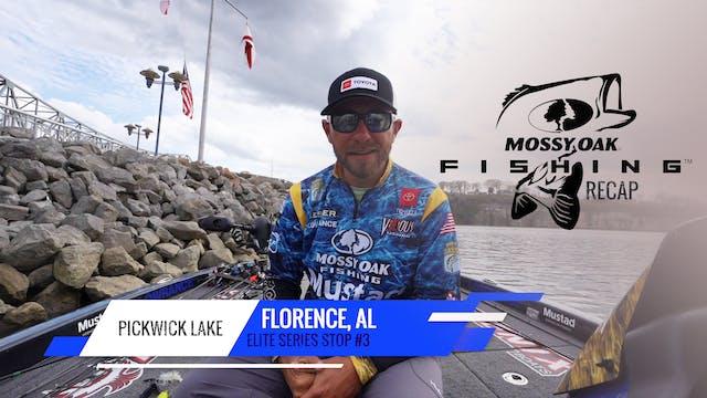 Pickwick Lake 2021 Recap with Brandon...