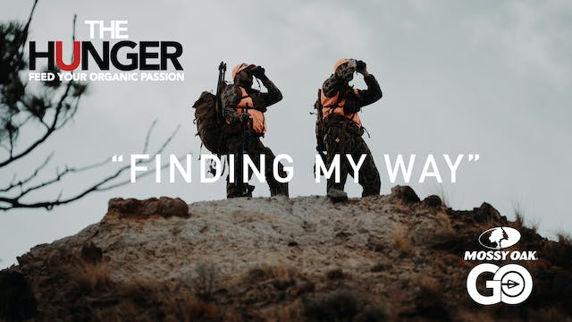 Finding My Way • Hunger