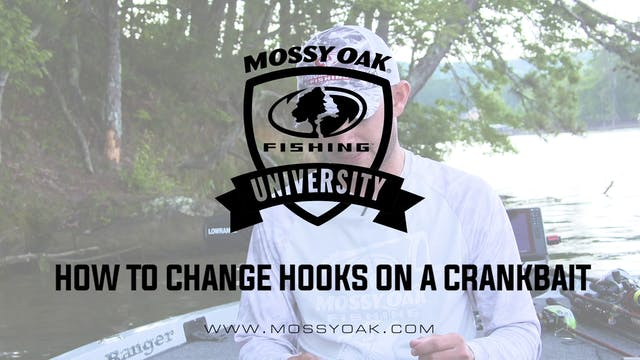 How to Change Hooks on a Crankbait