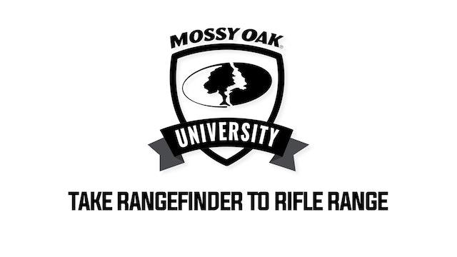 Tip 6-Take Rangefinder To Rifle Range