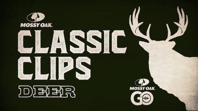 Classic Clips Deer