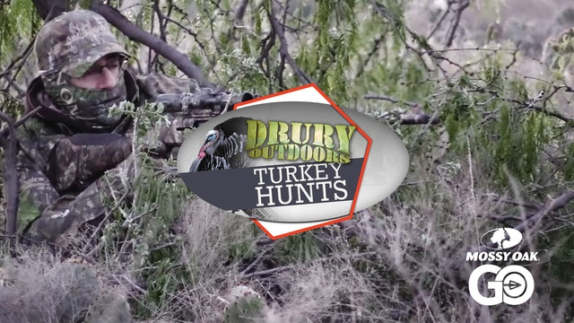 Texas Turkey Suffers Some Serious Winchester Brain Damage • DOD TV