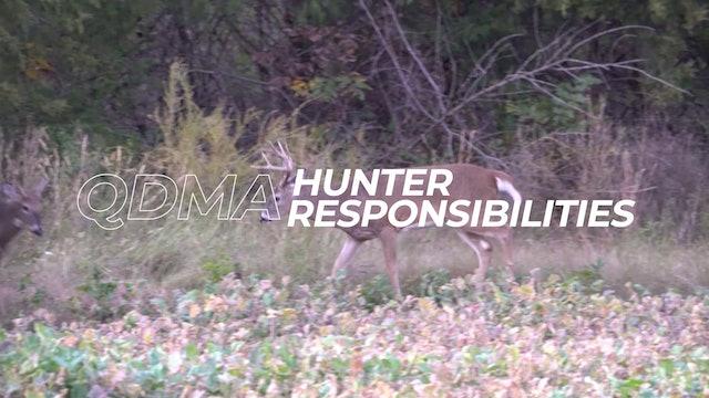 Hunter Responsibility
