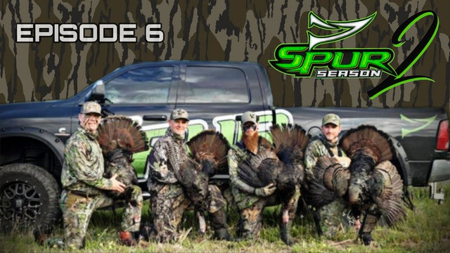 Florida Part 1- Double Double! • Spur Season