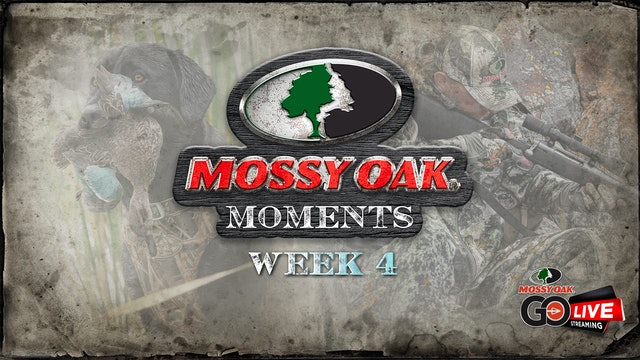Live: 9.28.2020 Mossy Oak Moments Replay