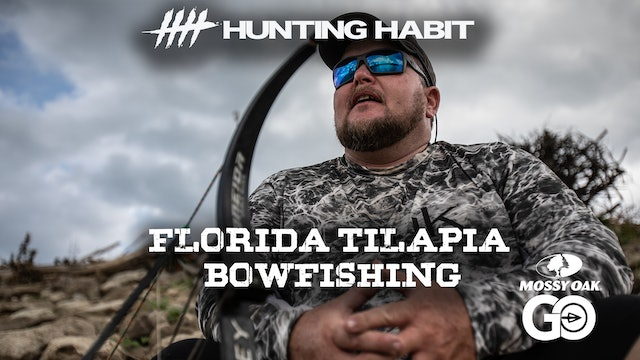 Hunting Habit · Bowfishing Tilapia