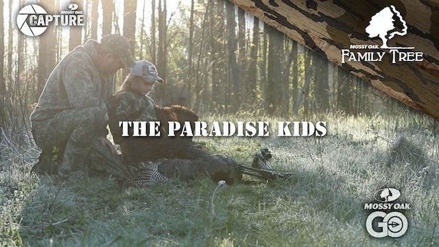 Ohio Youth Turkey Hunt • Chris Paradise and Kids Enjoy the Spring Woods