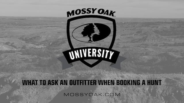 Oklahoma Hunting Tips 03 - What to Ask