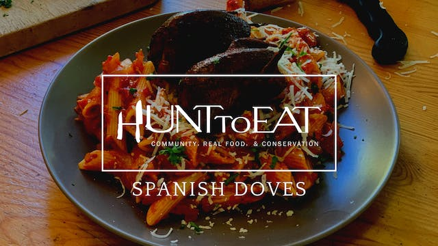 Spanish Doves Recipe • Hunt to Eat