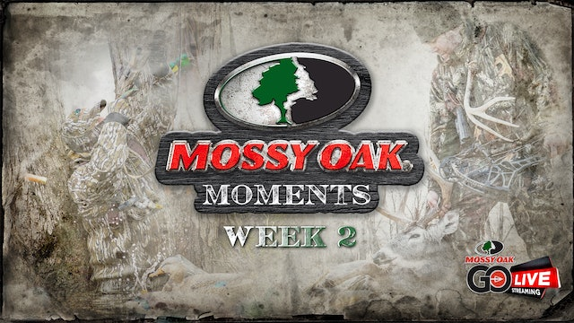 Live: 9.14.2020 Mossy Oak Moments Replay