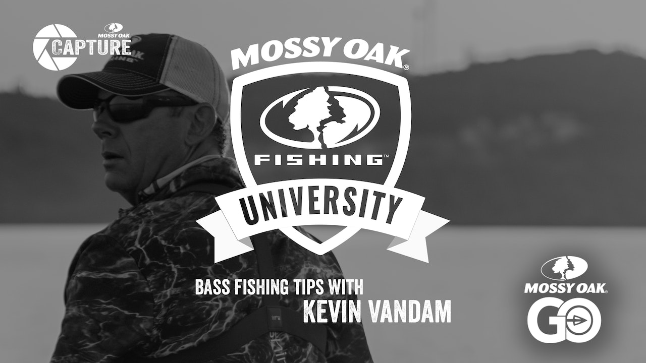 Kevin VanDam Fishing Tips