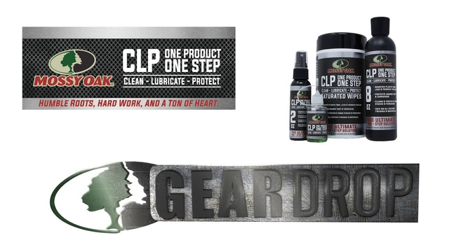 Mossy Oak CLP Gun Cleaning Products