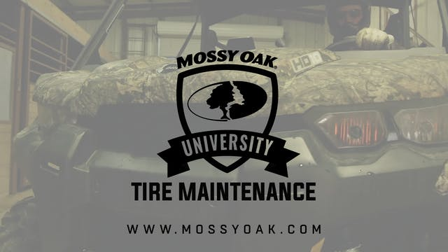 ATV Tire Maintenance