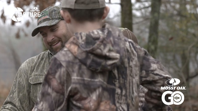 Kids First • Whitetails with Rusty McDaniels and Sons