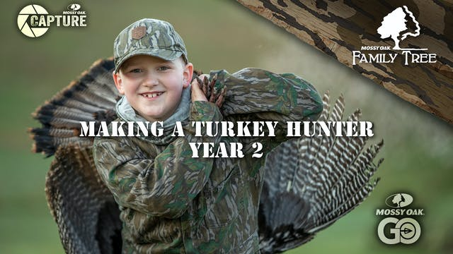 Making a Turkey Hunter | Year 2 • Fam...