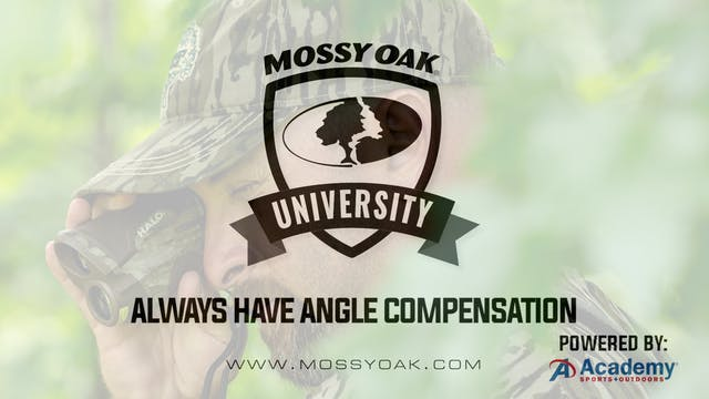 Always Have Angle Compensation