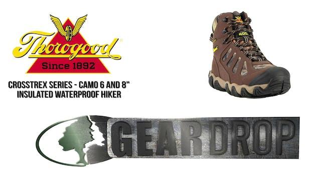 Thorogood Crosstrex Hiking Boot