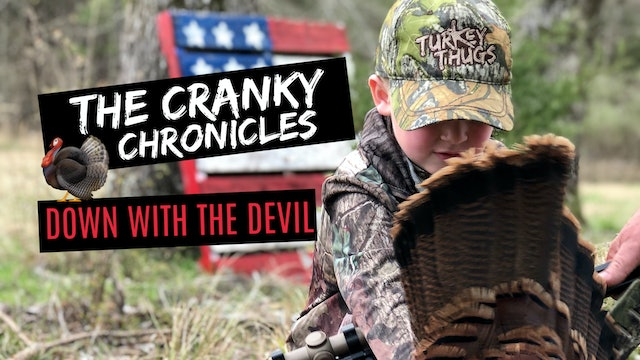 Cuz 411 Cranky Chronicles • Down With The Devil