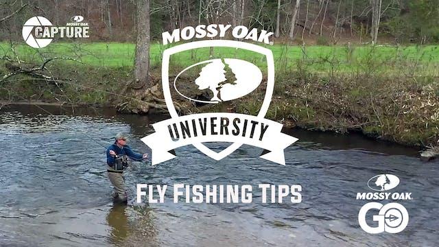 Fly Fishing Tips • Mossy Oak University