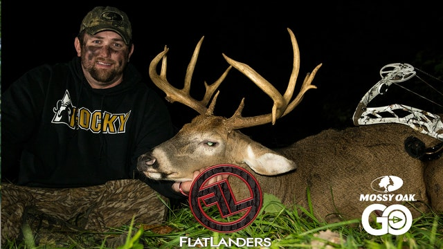 Josh's Droptine Buck • Flatlanders