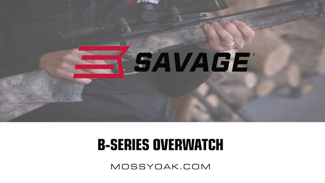Savage Arms • B Series Rifle
