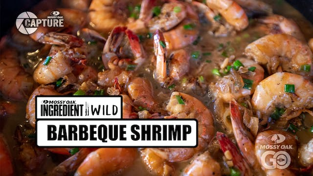 BBQ Shrimp · Ingredient Wild