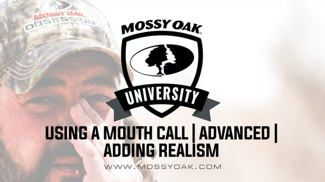 How to Use a Mouth Call • Advanced • ...