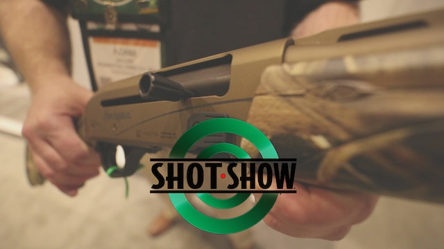 Remington • V3 Waterfowl Pro • SHOT Show 2020