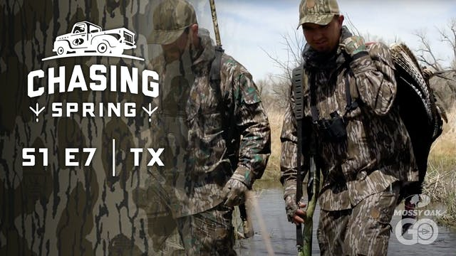 Ep 7 · TX · Chasing Spring