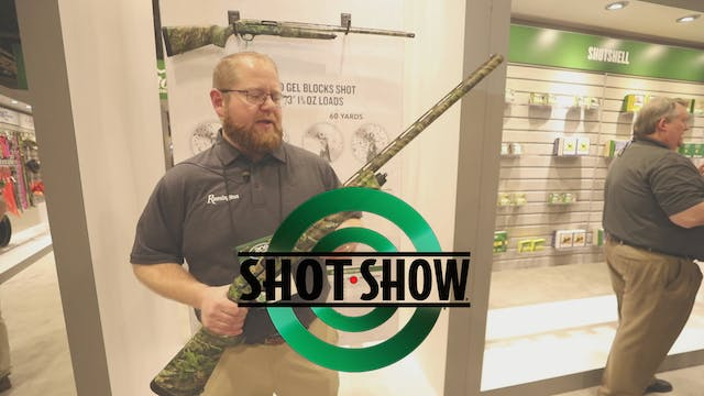 Remington • V3 Field Sport • SHOT Sho...