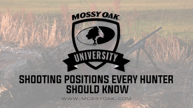 Ben Maki-Shooting Positions Every Hunter Should Know • Shooting Tips