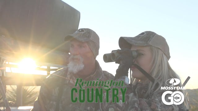 Texas Mule Deer • Remington Country