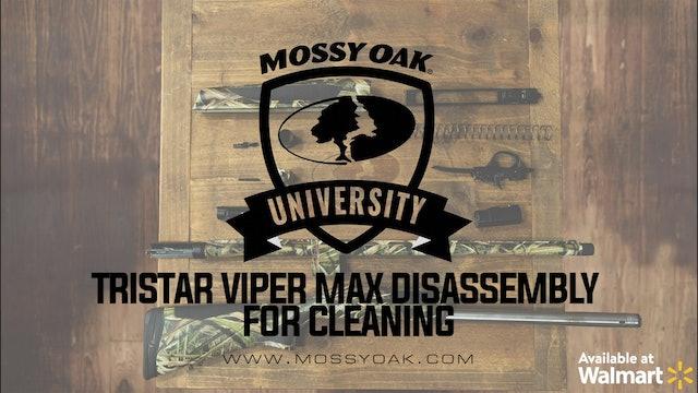 Tristar Viper Max Shotgun: How to Clean & Disassemble