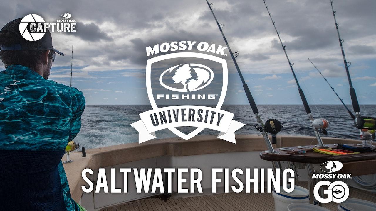 Saltwater Fishing • Mossy Oak University