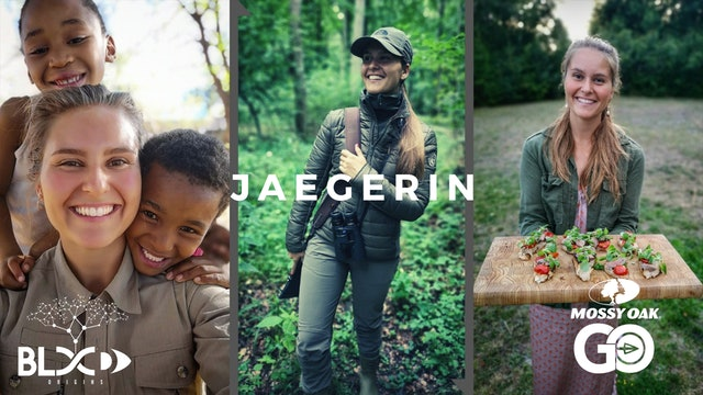Jaegerin • Blood Origins